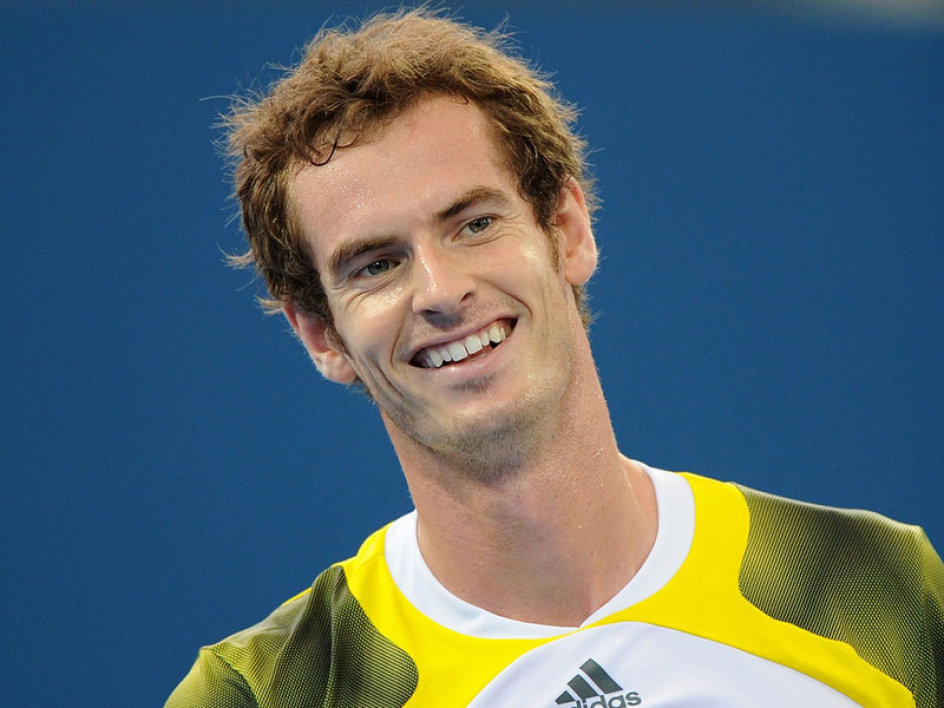 Andy Murray, roi des surfaces vertes.