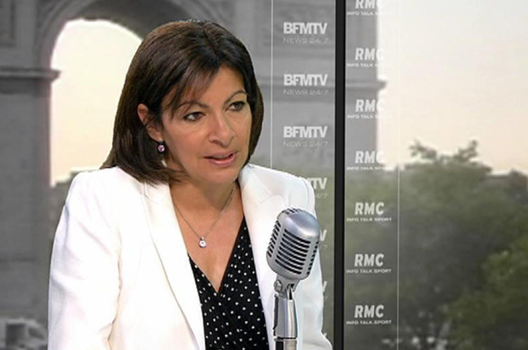 Anne Hidalgo, 1ere adjointe au maire de Paris.