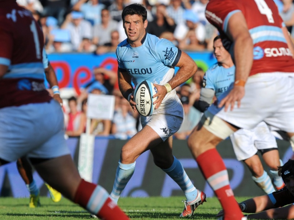 Phillips, ici contre le Racing
