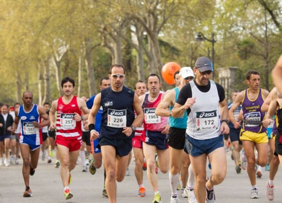 Relais Ekiden : un peu de New York à Paris