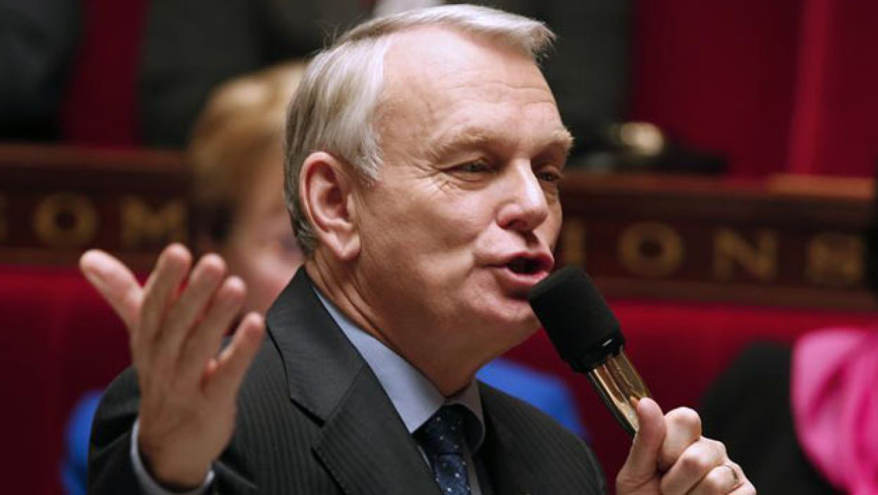 Jean-Marc Ayrault, à l'Assemblée (photo d'archives).
