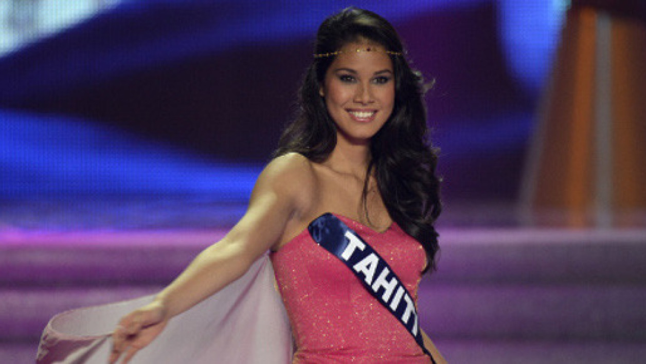 Miss France: y a-t-il eu un bug avec Miss Tahiti?
