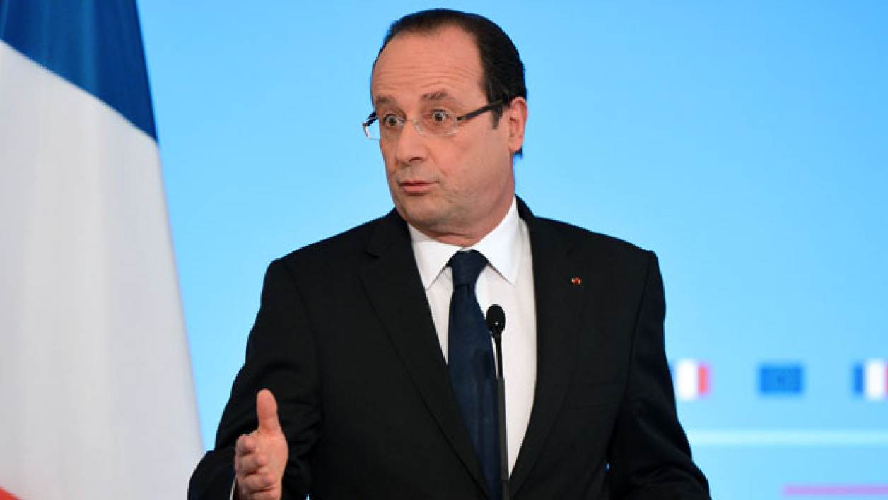 "François Hollande vend son ""choc de simplification"""
