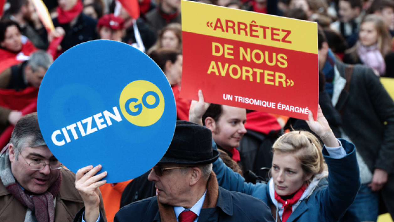 Entre 16 000 et 40 000 manifestants anti-avortement à Paris