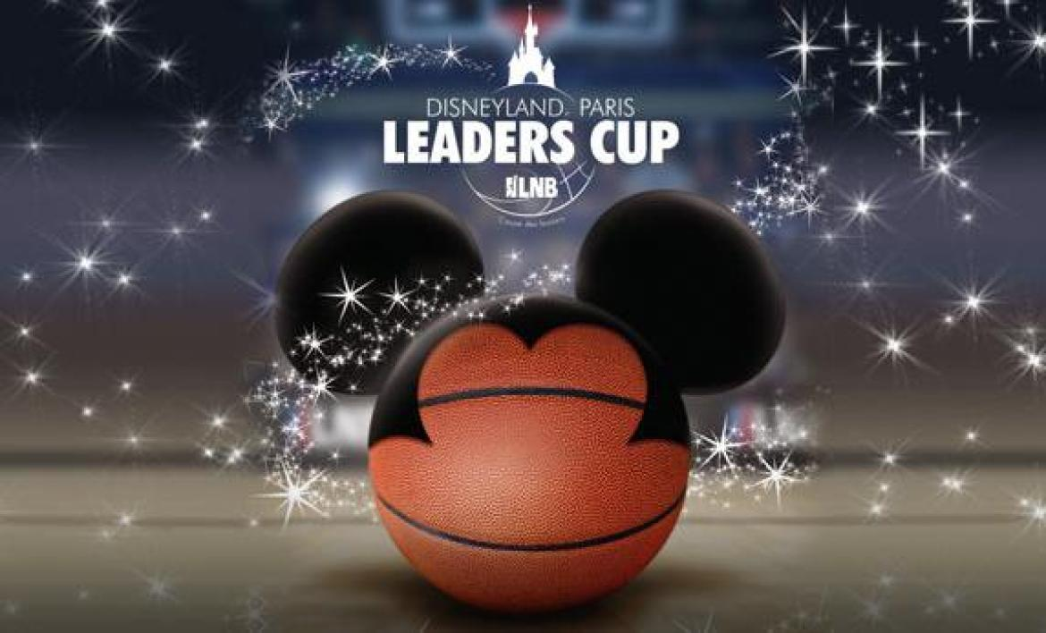DISNEYLAND PARIS LEADERS CUP LNB 2014