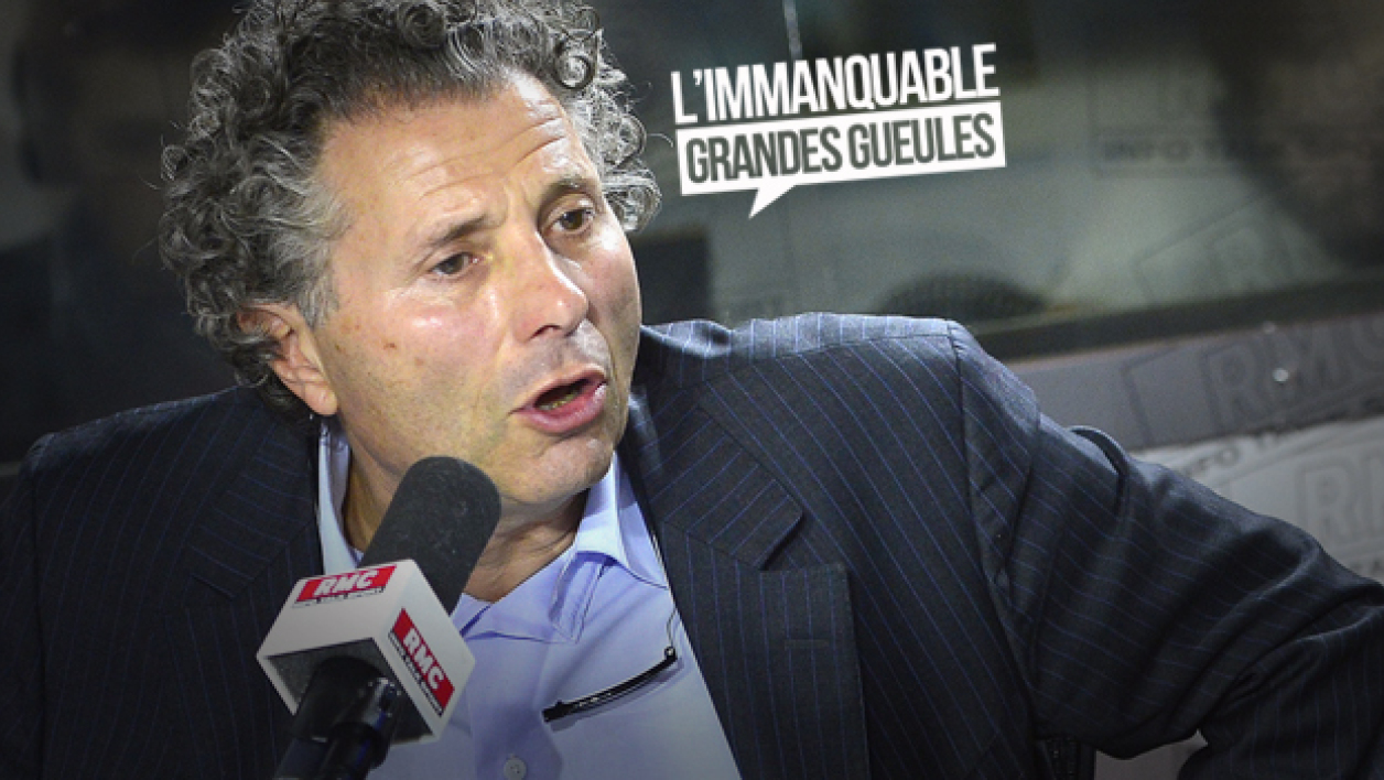Syndicats - Echange musclé entre Serge Dufoulon et Gilles-William Goldnadel !