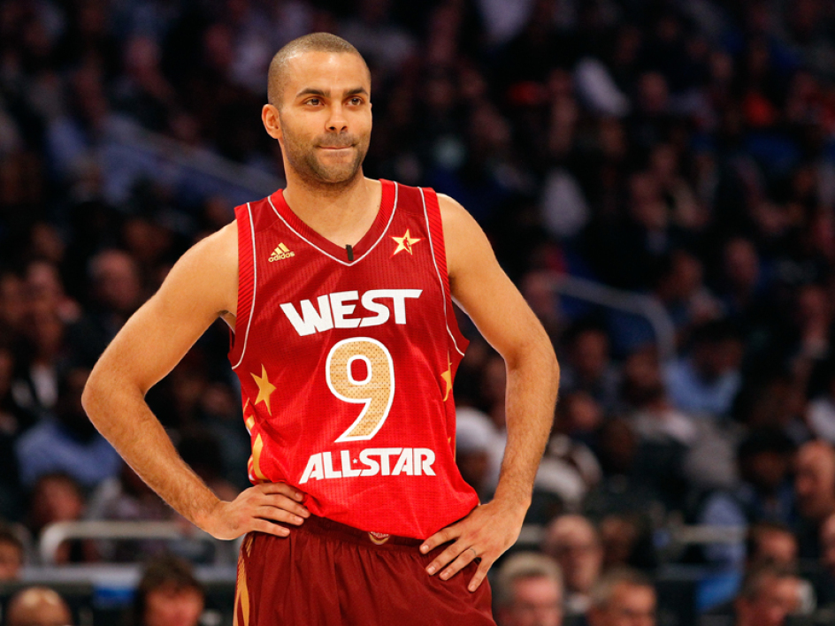 Tony Parker au All Star Game