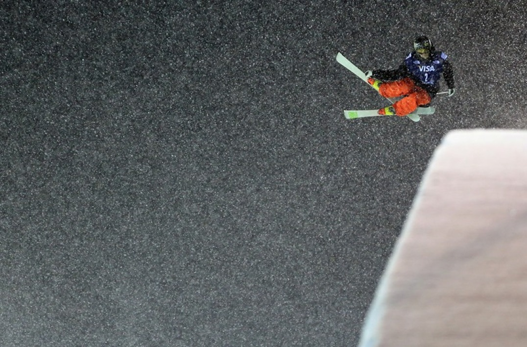 Kevin Rolland plus fort que Shaun White ?