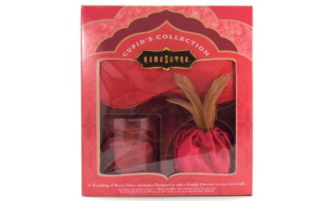 Le coffret Collection Cupidon