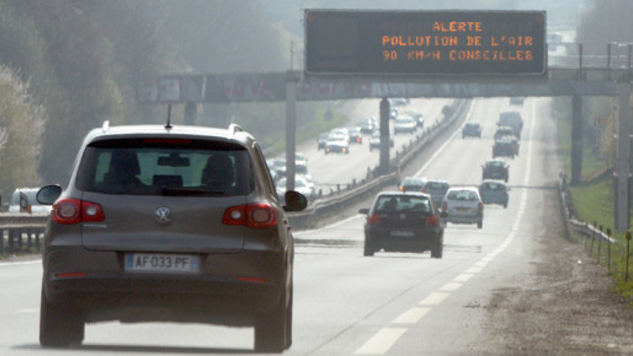 Pollution: pas de circulation alternée ce mardi en Ile-de-France