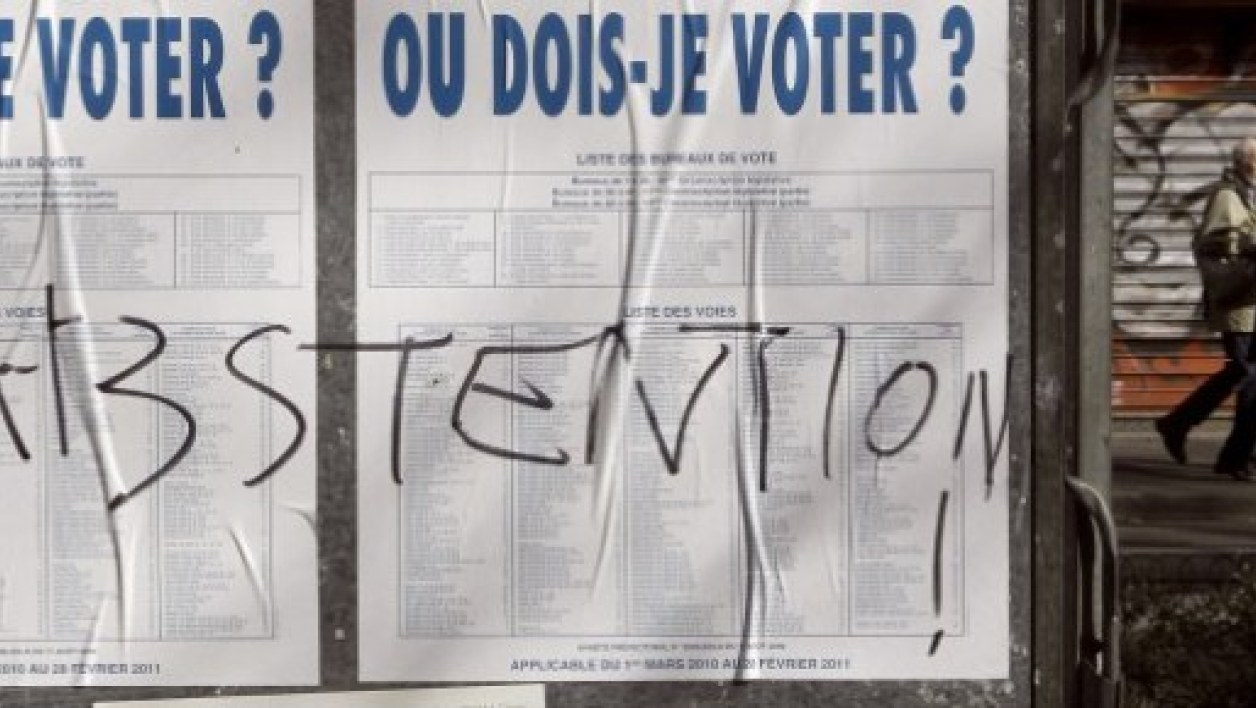 Municipales 2014: vers une nouvelle abstention record?