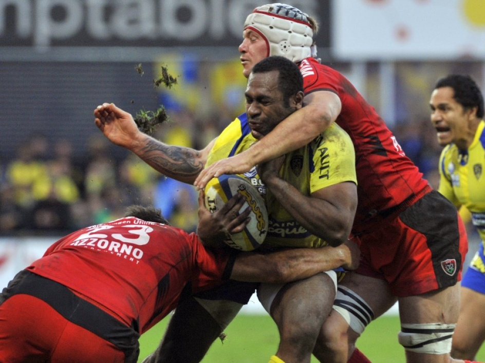 H CUP : CLERMONT S'ATTEND A SOUFFRIR