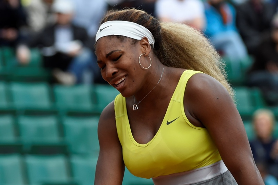 Serena Williams n'a rien pu faire.