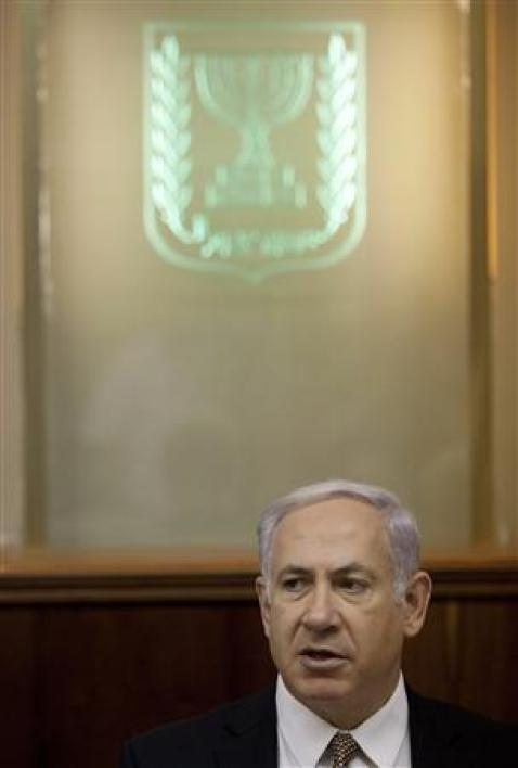 "Benjamin netanyahu juge un accord avec les palestiniens ""difficile mais possible"""