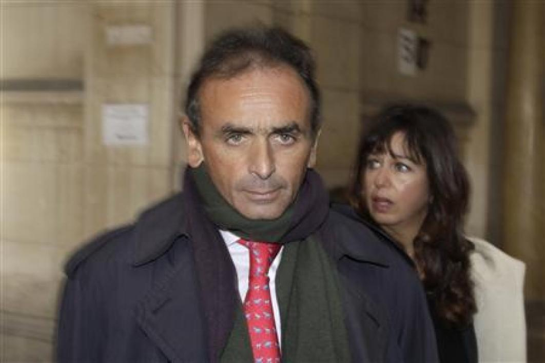 Condamnation de principe requise contre eric zemmour