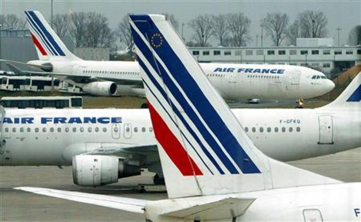 Un groupe d'experts valide la sécurité des vols d'air france