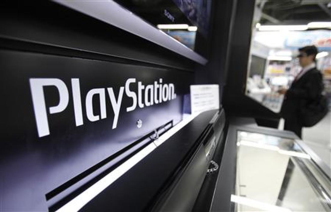 Le playsttion network de sony piraté