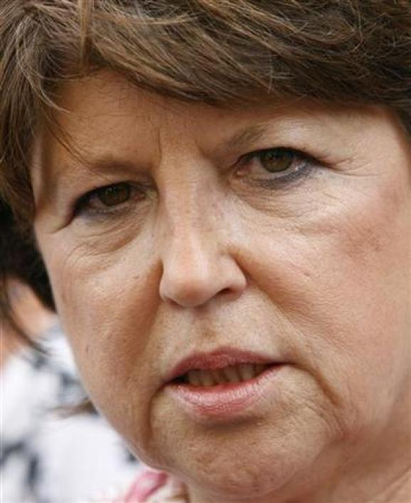 Martine aubry assigne un blogueur en diffamation
