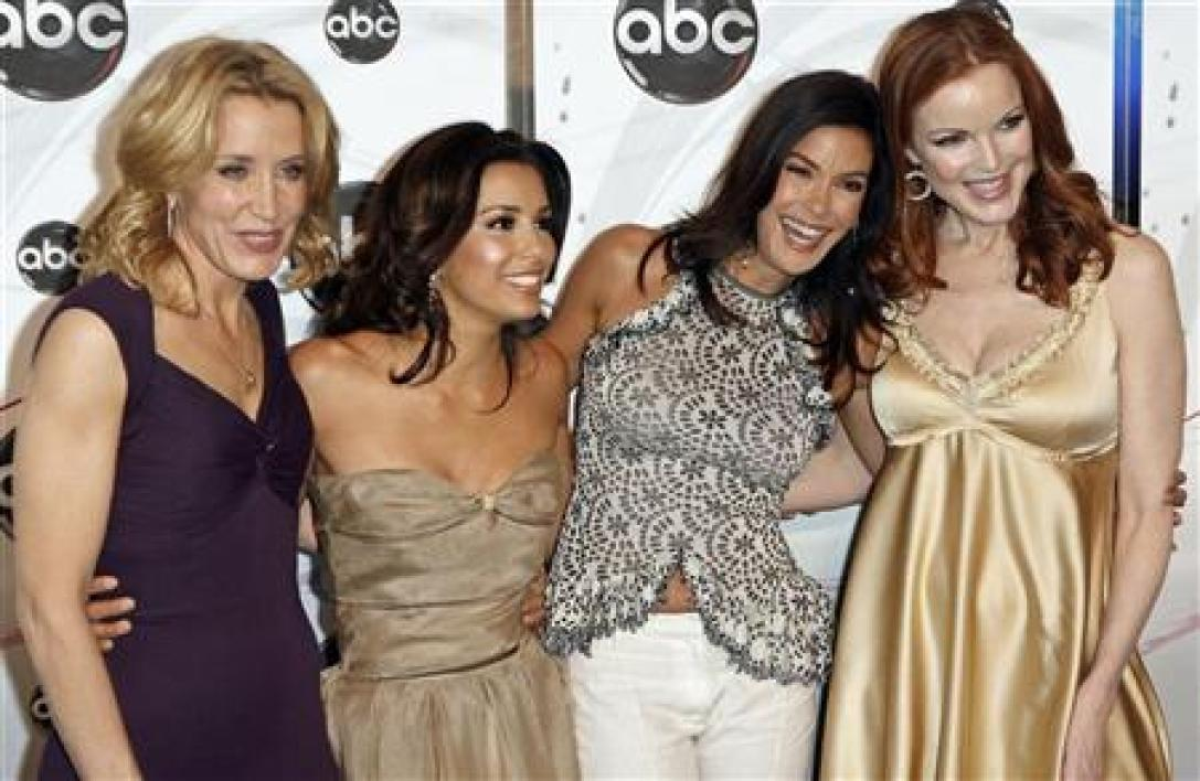 "Clap de fin programmé pour ""desperate housewives"""