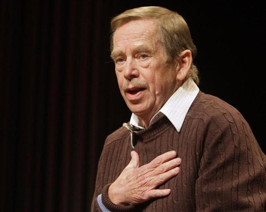 "Disparition de vaclav havel, héros de la ""révolution de velours"""