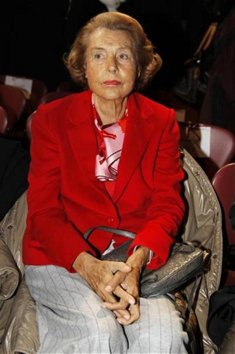Liliane bettencourt se pourvoit en cassation