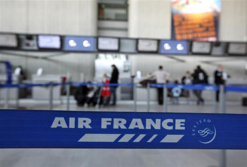 Air france finalise son plan de restructuration auprès de ses personnels au sol