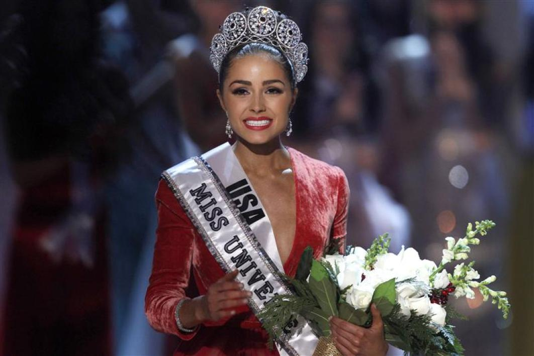 Miss usa devient miss univers