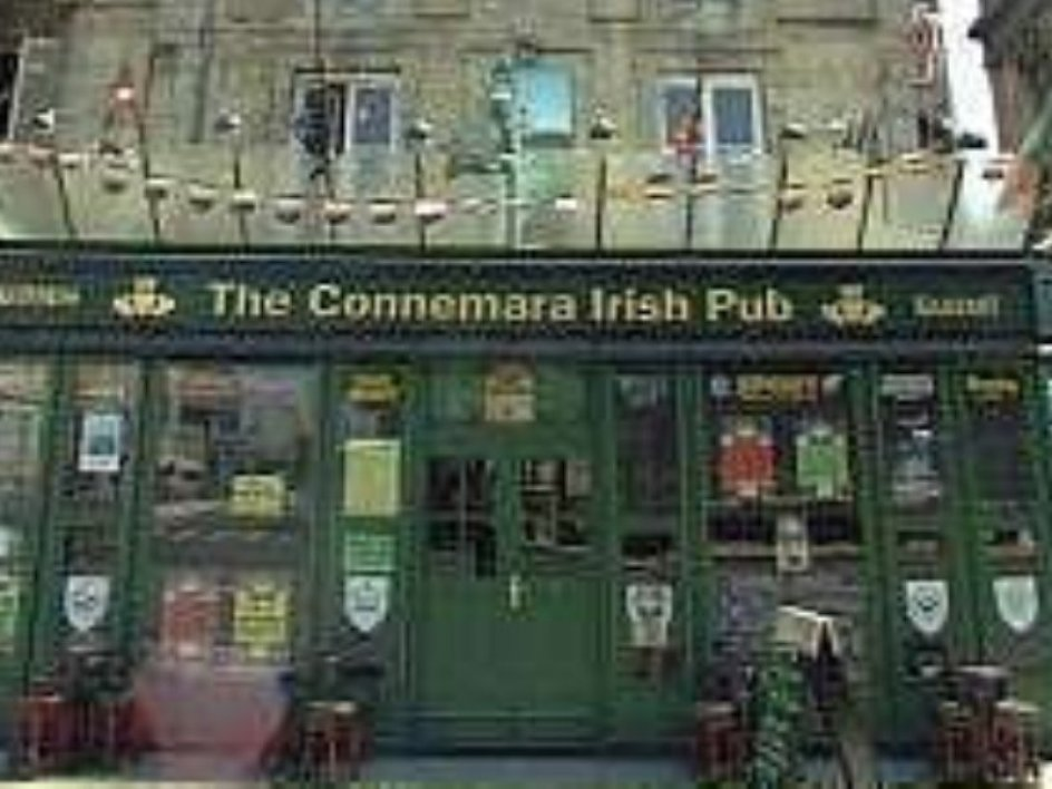 « The Connemara » attend sa marée verte