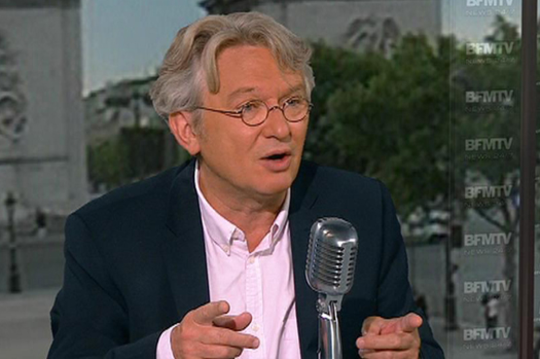 Jean-Claude Mailly sur RMC.