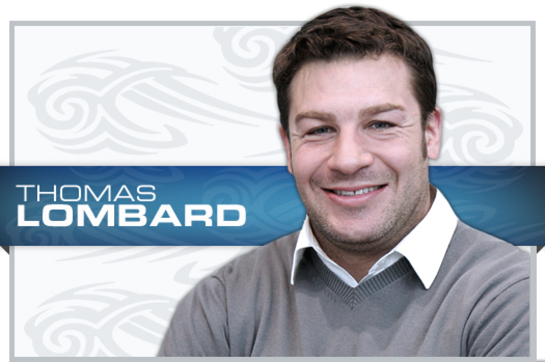 Thomas Lombard, consultant RMC Sport