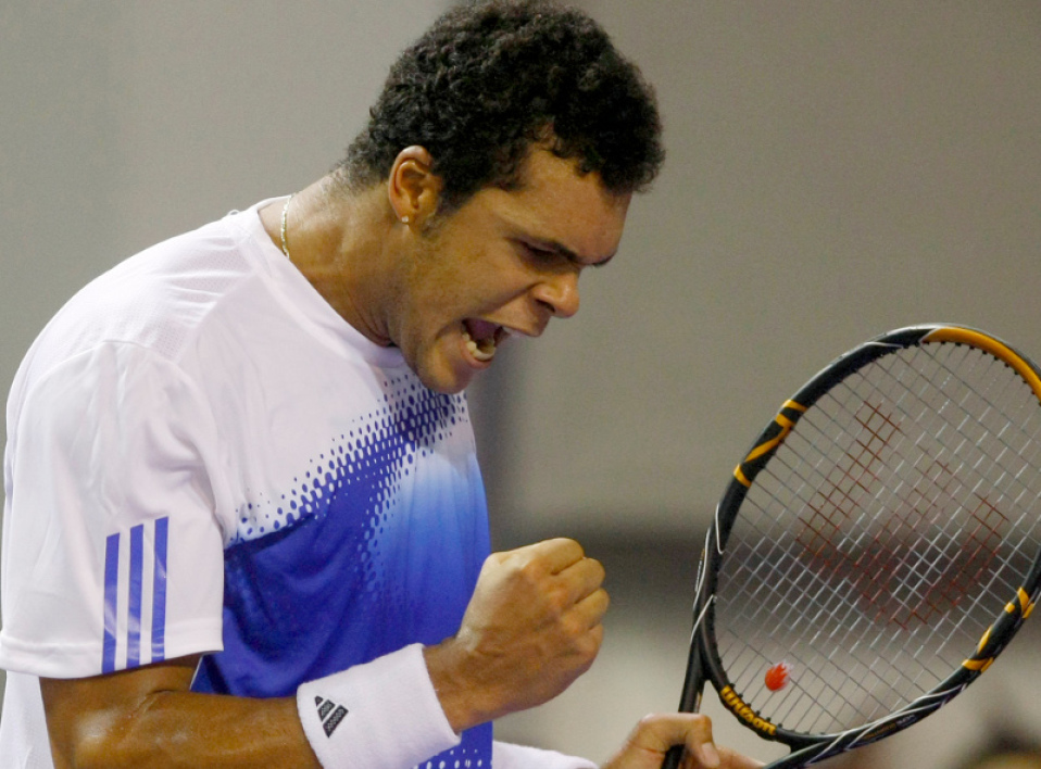 Tsonga à la perfection