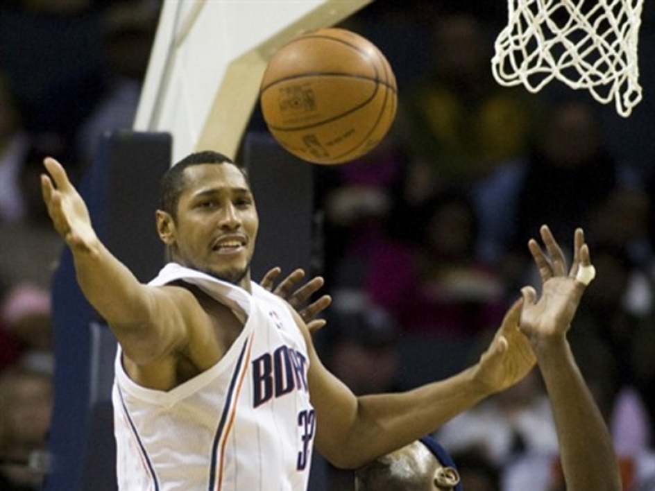 Boris Diaw is currently playing for Bordeaux in the French Pro B.