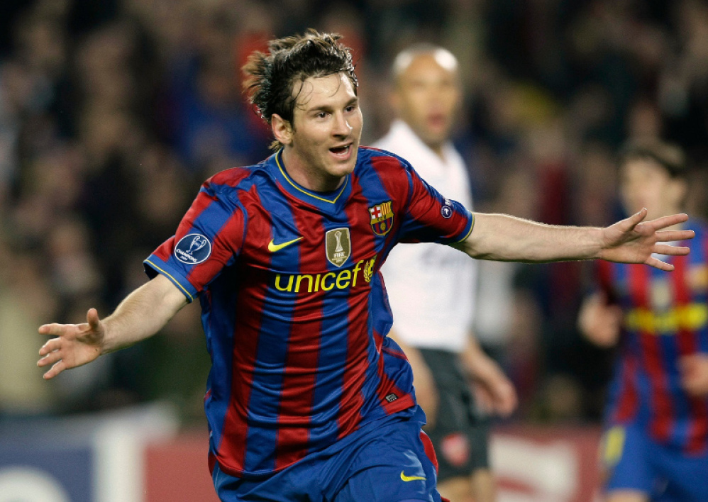 Messi, puissance 5 !