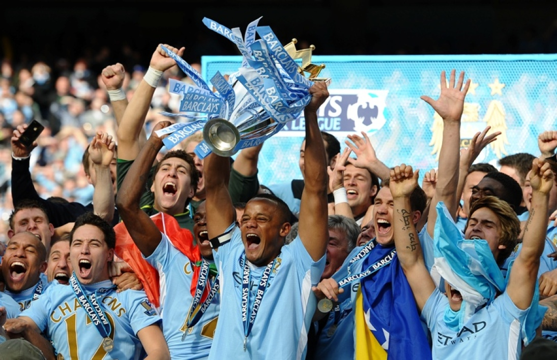 City est champion