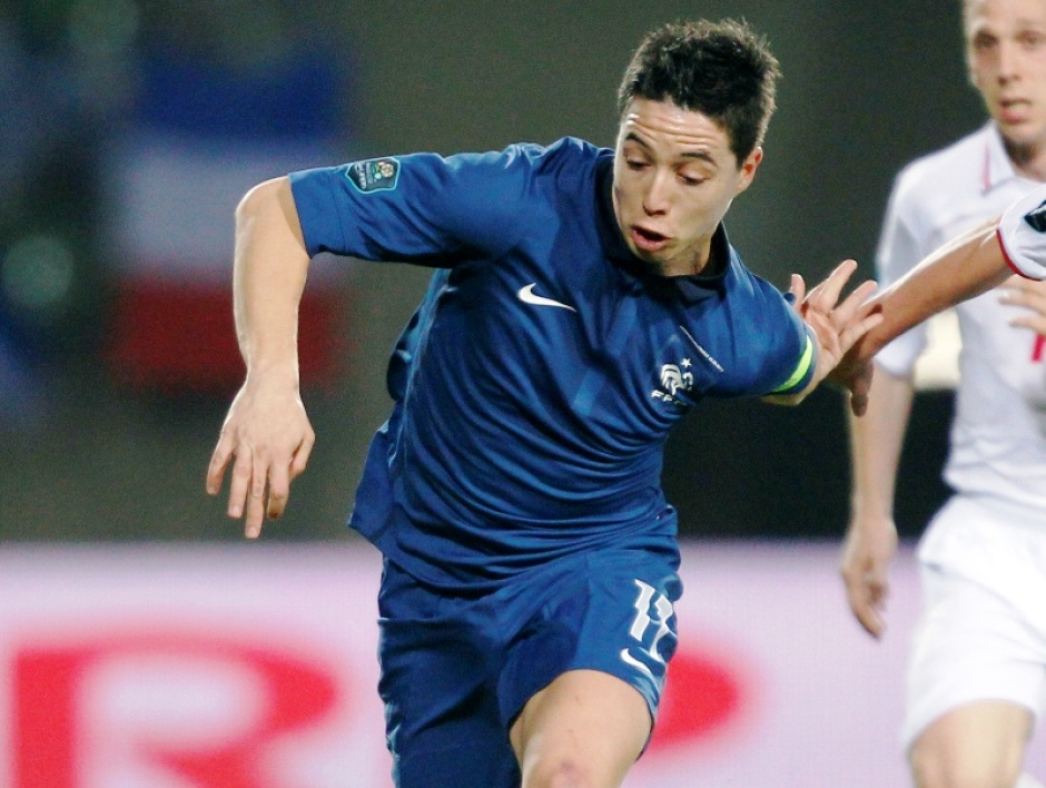 Nasri, un Bleu « made in OM »