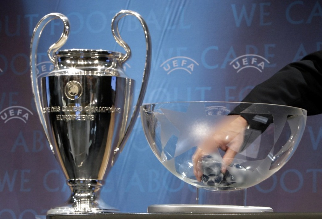 Ligue des champions : le tirage au sort en direct