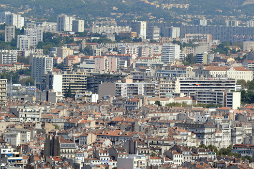 Marseille, quartiers nord