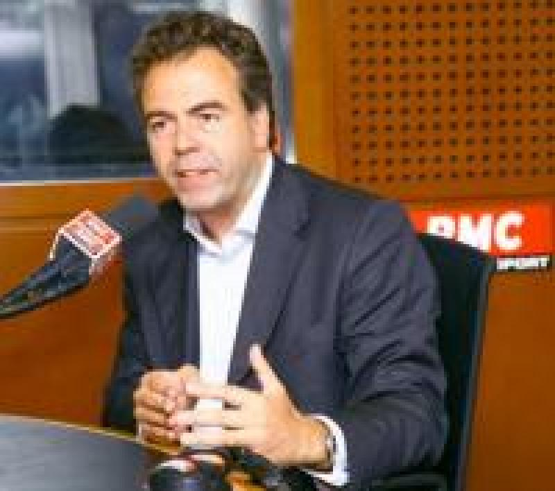 Luc Chatel, ministre de l'Education nationale et Porte-parole du gouvernement