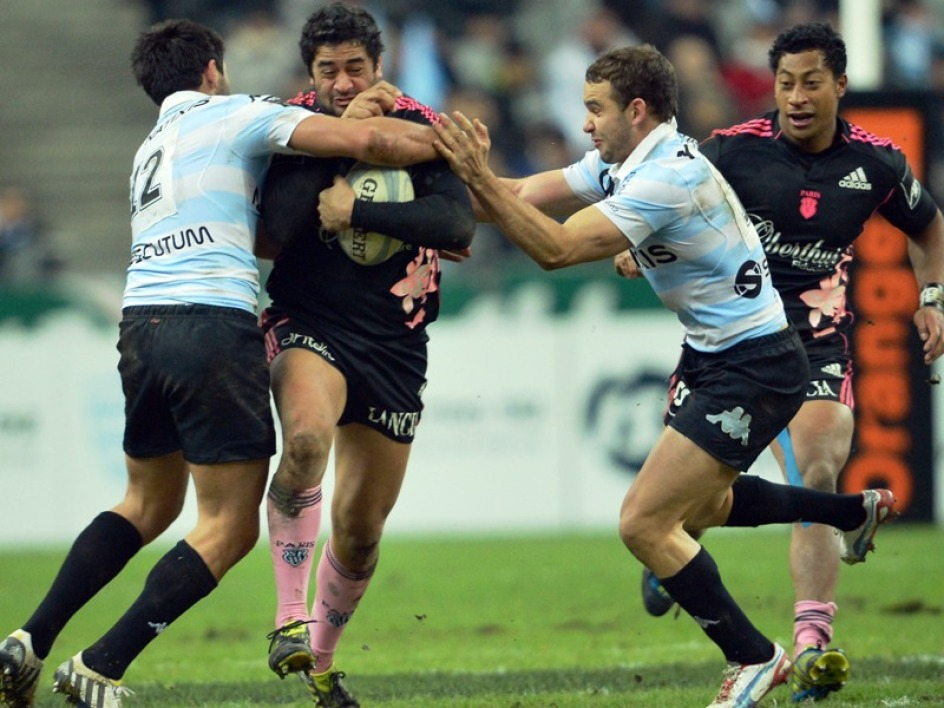 Top 14 : Le Racing passe en force