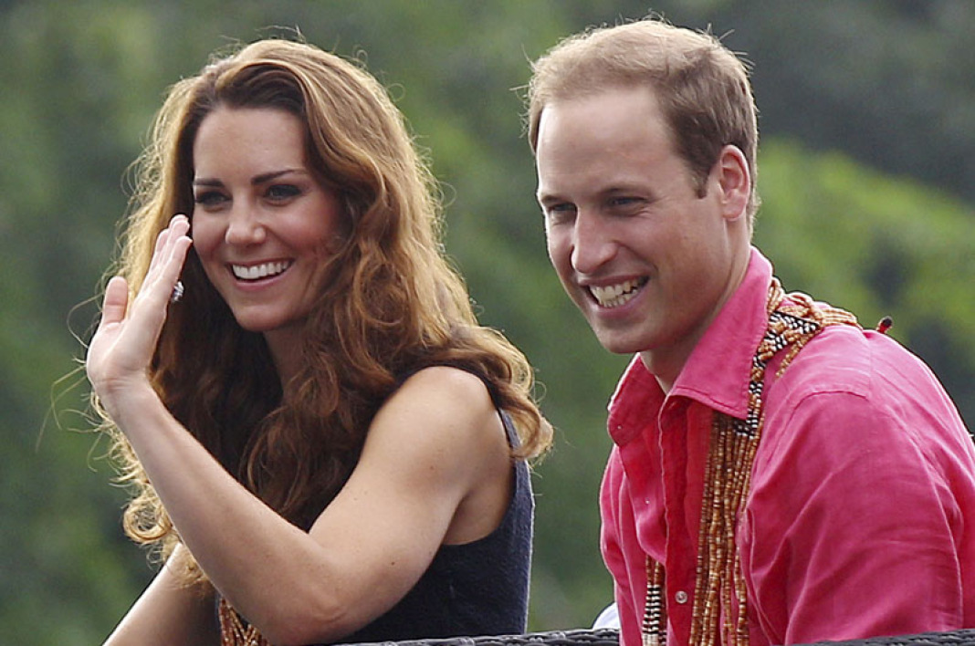 Le prince William et Kate attendent un enfant