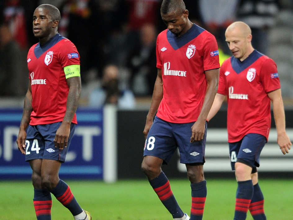 Lille-Valence : A oublier