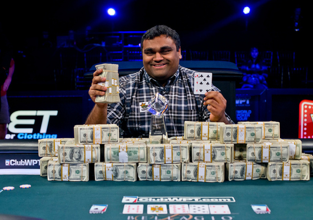 Ravi Raghavan remporte le WPT Five Diamonds 2012