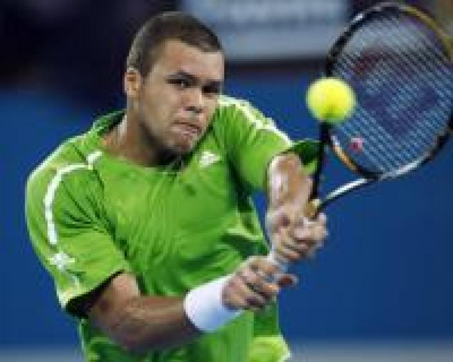 Jo-Wilfried Tsonga incertain pour l'Open d'Australie