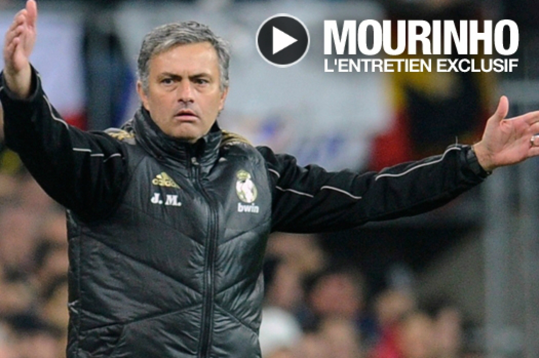 Mourinho : son interview exclusive en intégralité