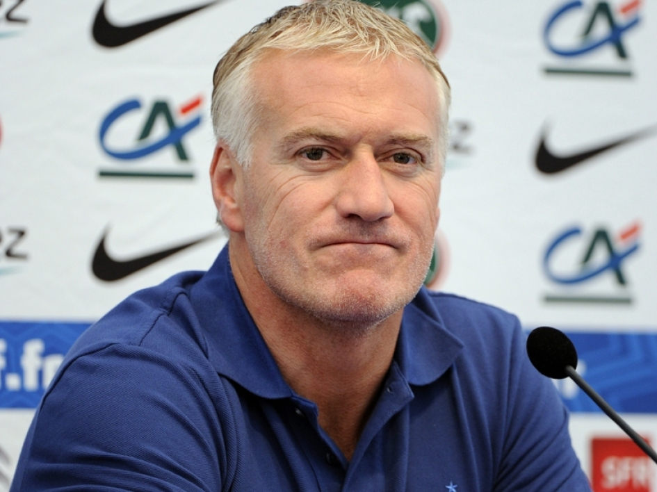 EN VIDEO : la liste de Didier Deschamps