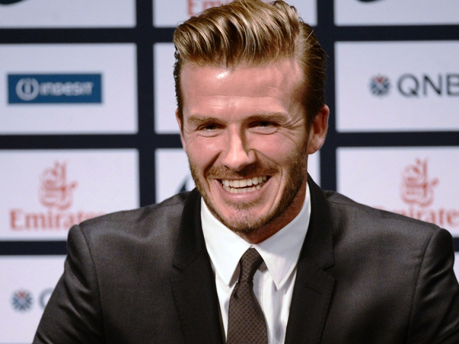 Ian Wright: Beckham should've chosen League One over PSG