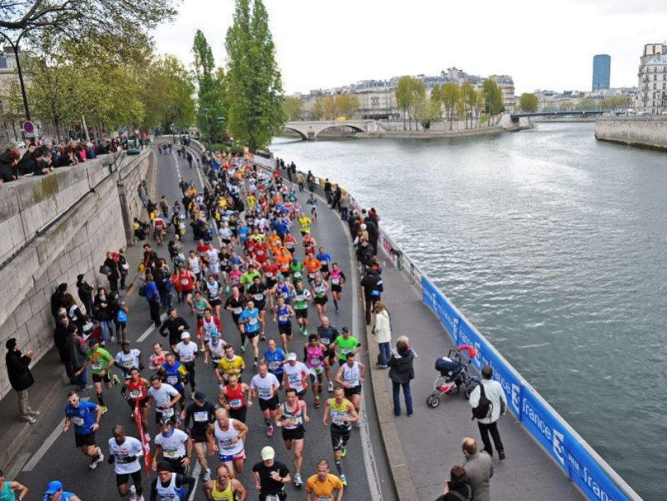 EN VIDEO : Marathon de Paris, entre fierté et soulagement