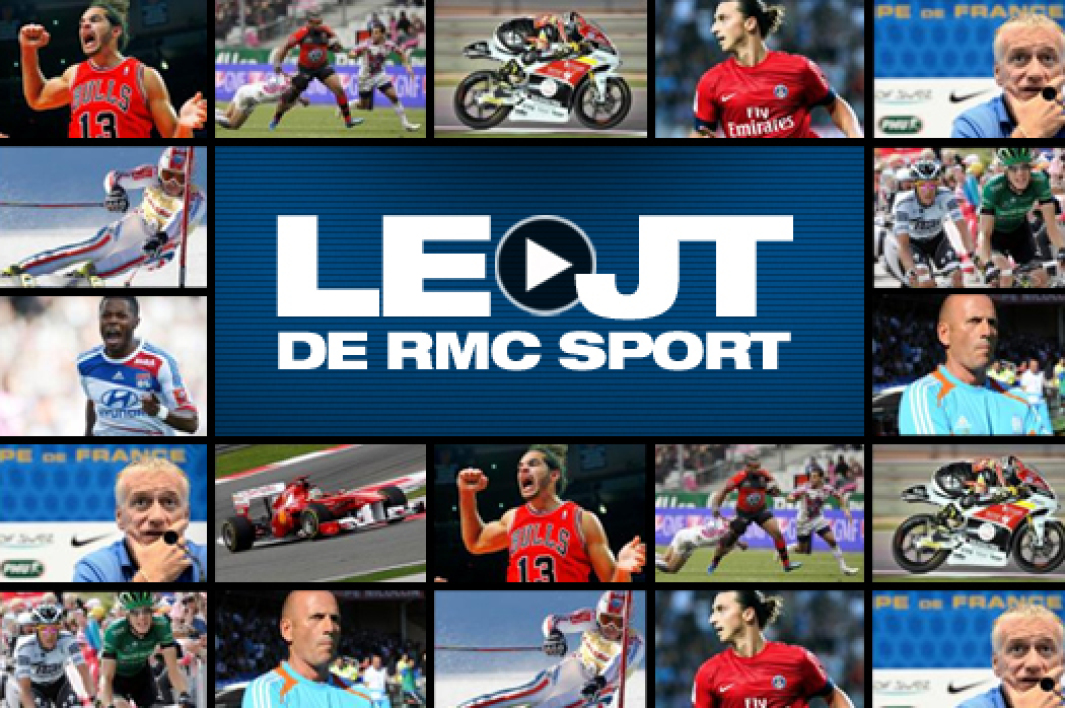 EN VIDEO - Le JT du 12 avril de RMC Sport