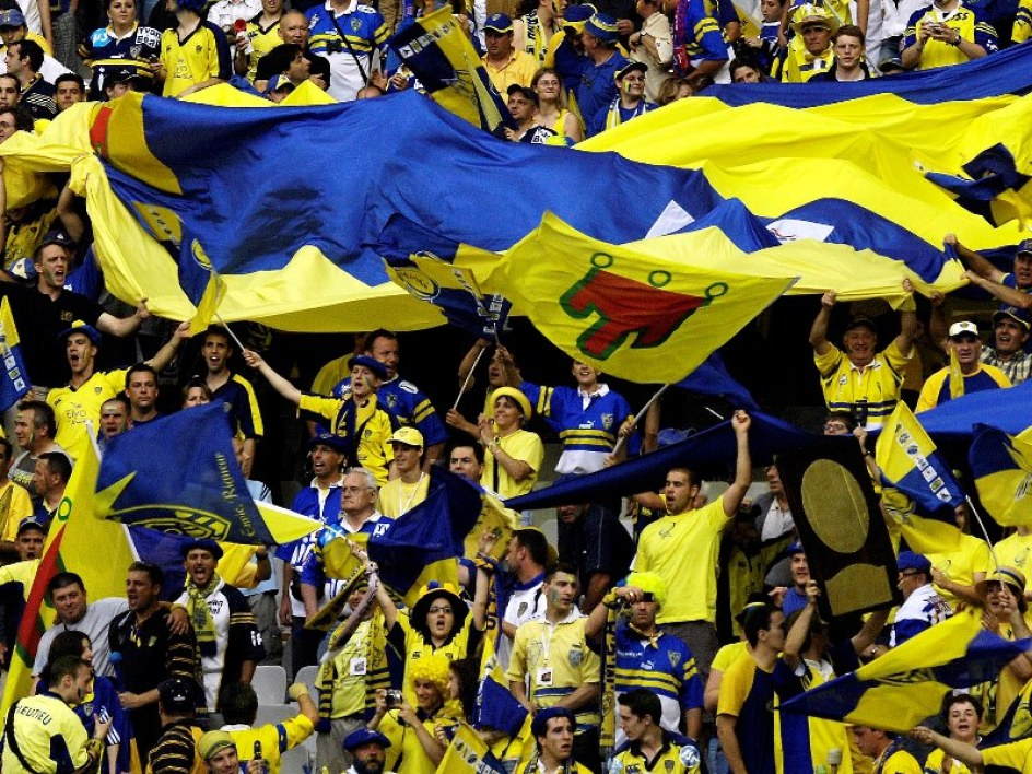 La Yellow Army en force derrière Clermont
