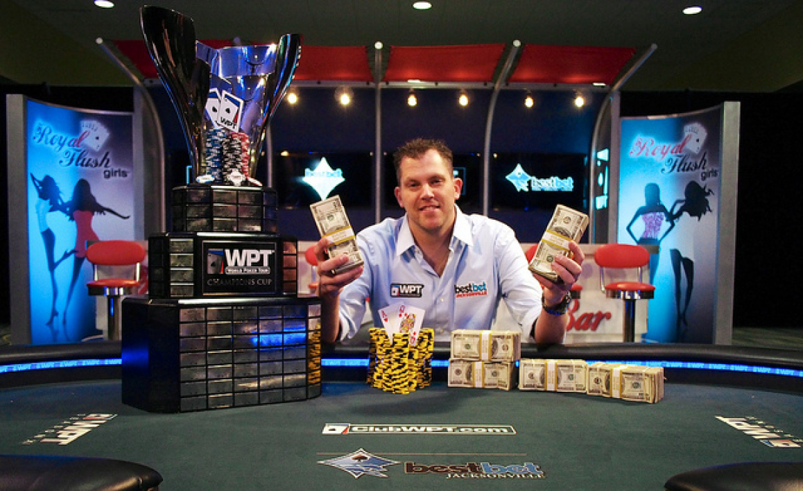 WPT Jacksonville, Mike Linster s'impose.